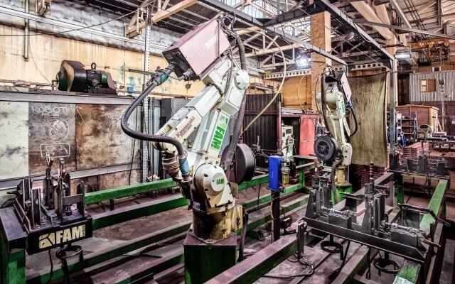 Завод стеллажных конструкций